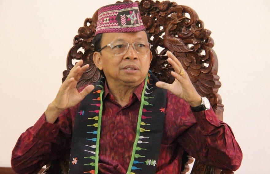 Gubernur Bali Wayan Koster/fajarbadung.com