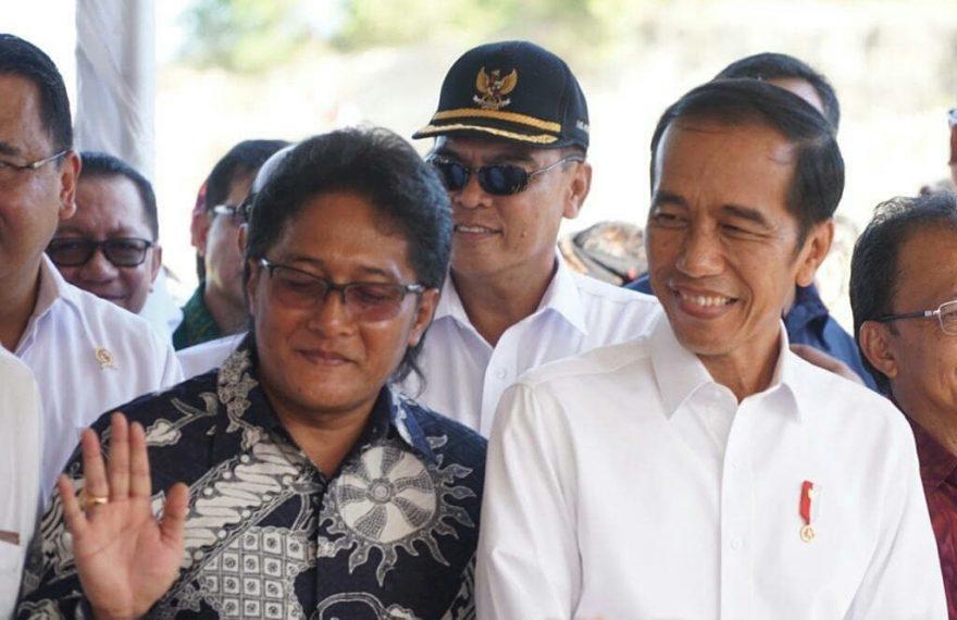 Presiden Joko Widodo/fajarbadung.com