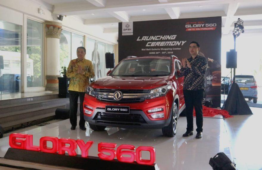Laris, Baru Diluncurkan DFSK Glory 560 Langsung Dipesan 25 Unit Di Bali/fajarbadung.com