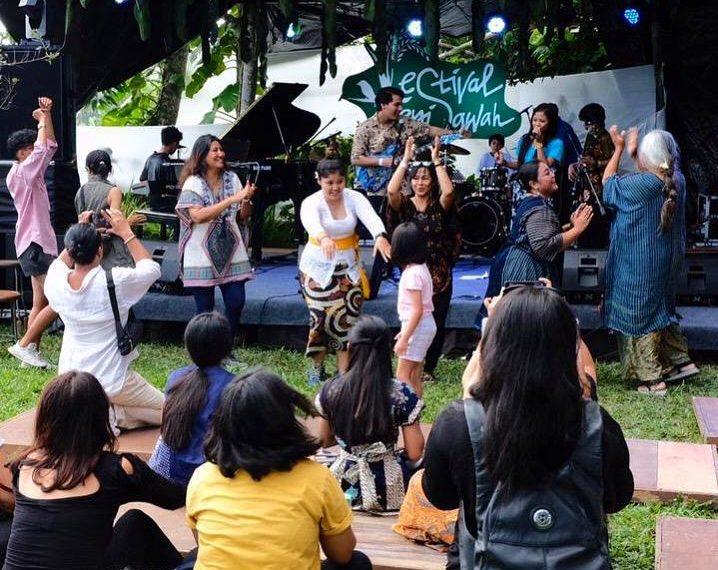 Festival Tepi Sawah: Aneka Workshop Bertema Budaya Indonesia/fajarbadung.com