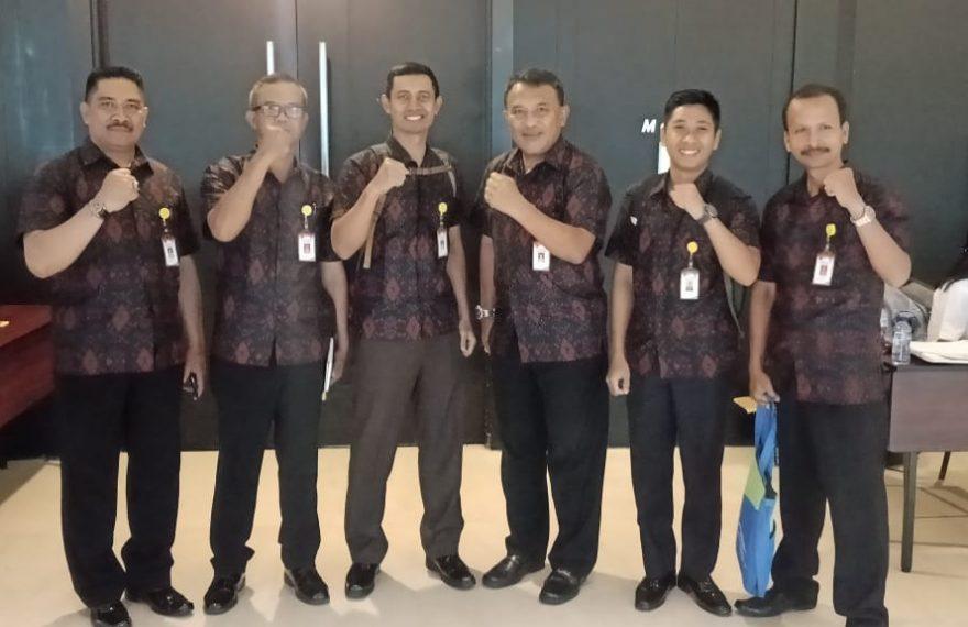 Kapolres Bangli Pimpin Tim Zona Integritas, Hadiri Undangan Kemenpan RB di Jakarta./fajarbadung.com