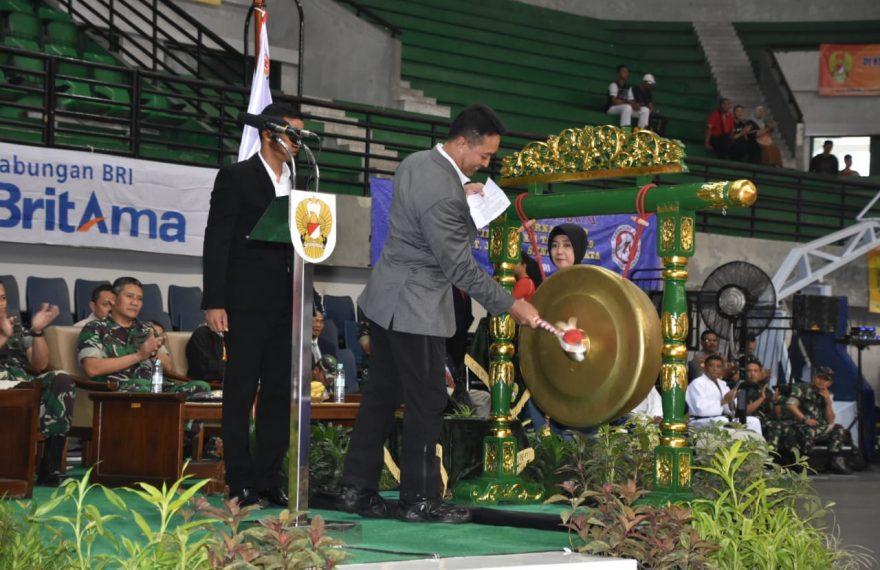 Kasad : Kejurnas Judo Kartika Cup XII Ajang Prestasi Dan Gali Pengalaman Tanding/fajarbadung.com