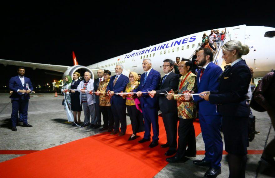 Turkish Airlines Terbang Langsung Ke Ngurah Rai/fajarbadung.com