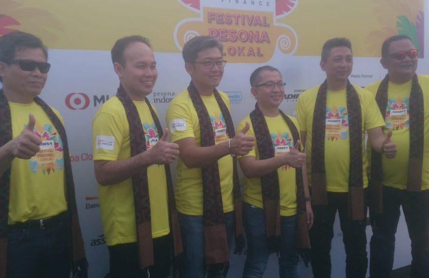 Adira Kembali Gelar Festival Pesona Lokal 2019/fajarbadung.com