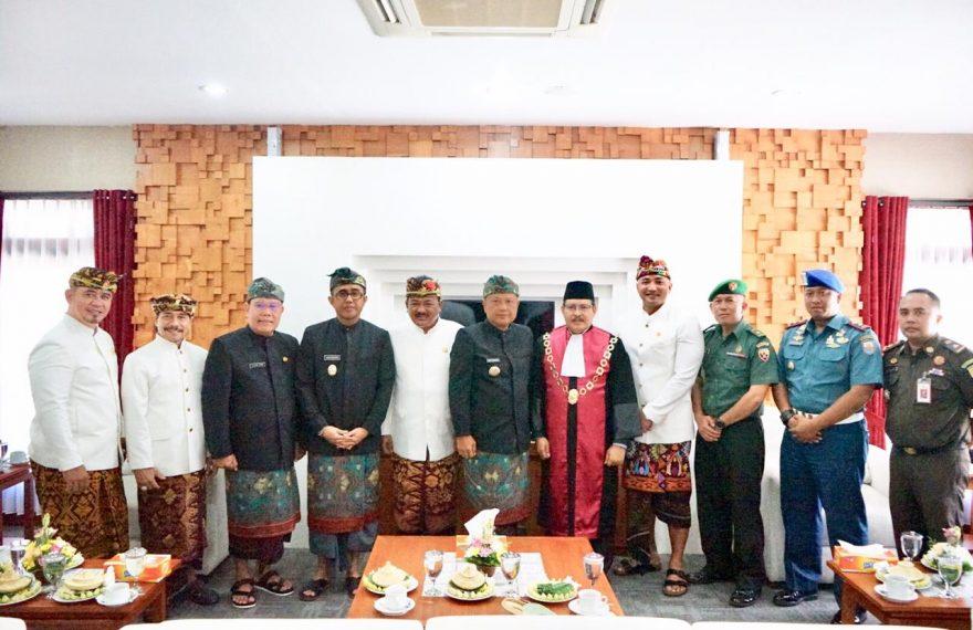 45 Anggota DPRD Kota Denpasar Dilantik/fajarbadung.com