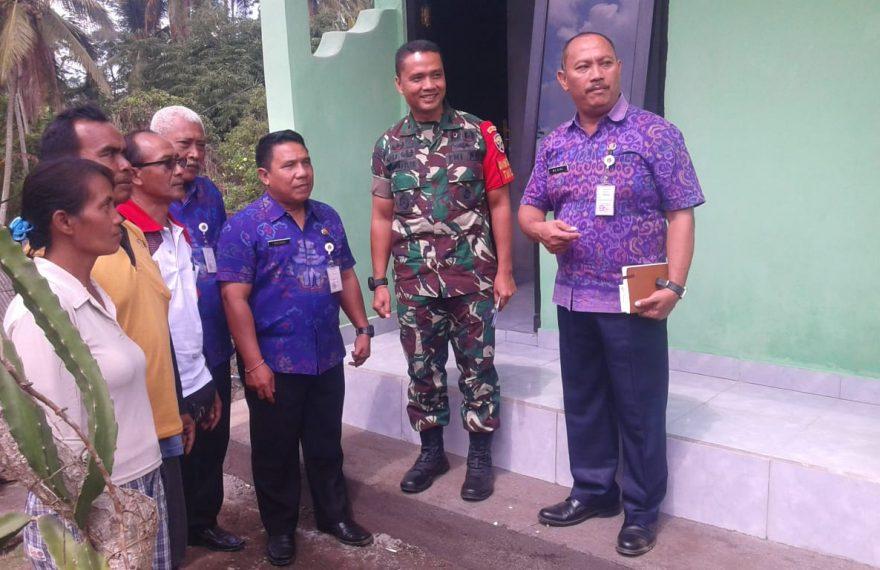 Bedah Rumah TMMD Desa Nyanglan Siap Diserahterimakan/fajarbadung.com