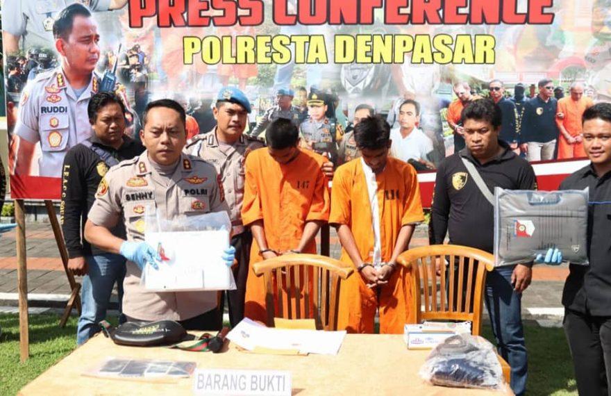 Beraksi Di Sejumlah TKP, Residivis Asal Maluku Utara Ini Kembali Diringkus Polisi/fajarbadung.com