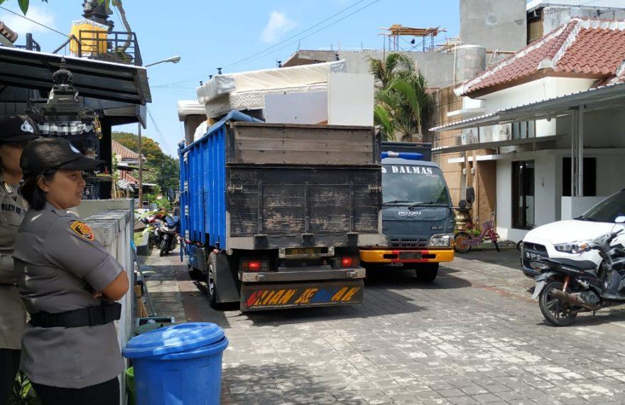 Sempat Alot, Eksekusi Lahan Perumahan Bali Residence C19 Berlangsung Lancar/theeast.co.id