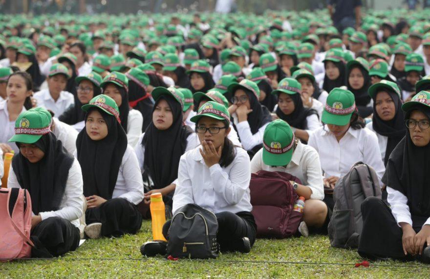 Kepala BNN Imbau 8000 Maba Universitas Sumatera Utara Jauhi Narkoba/fajarbadung.com