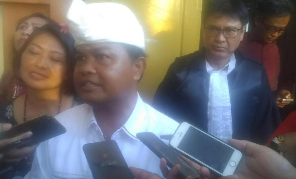 Mantan Ketua Kadin Bali Divonis 2 Thn ,minta Sandoz cs Juga Diproses Hukum