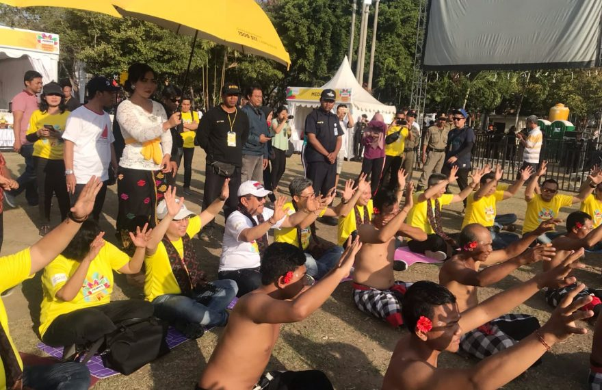 Festival Pesona Lokal Adira 2019 Tonjolkan Budaya Bali/fajarbadung.com