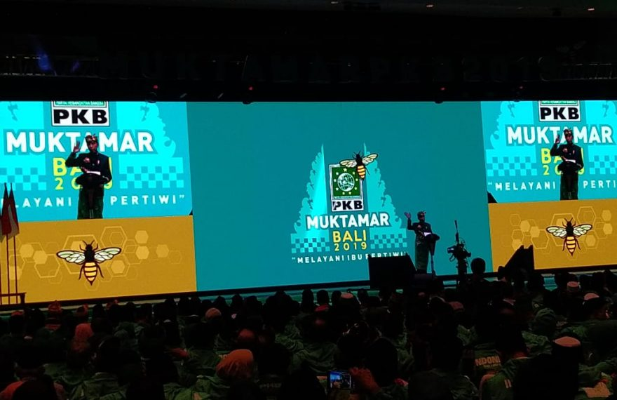 Jokowi Minta PKB Jadi Pelopor Percepatan Pembangunan Indonesia/fajarbadung.com