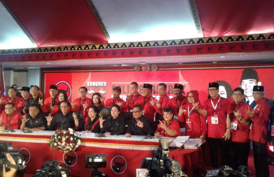 Puan Maharani Dipastikan Calon Jadi Calon Tunggal Ketua DPR RI/fajarbadung.com