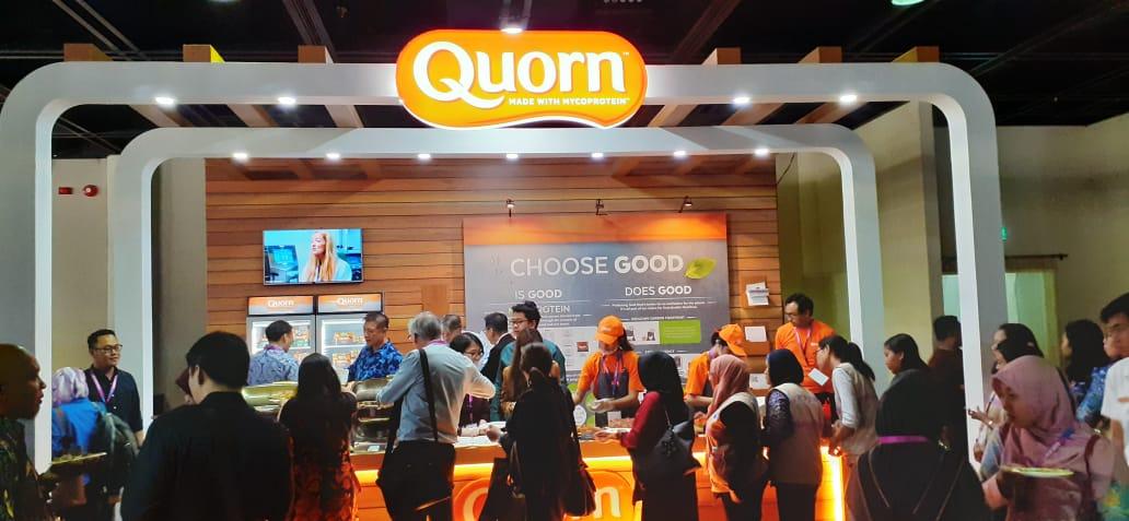 """Quorn Umukan hasil Penelitian Terbarunya Di Acara Empat Tahunan """"Asian Congress of Nutrition 2019""""/fajarbadung.com"""