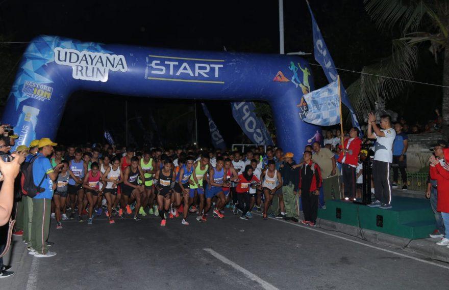 """Mengapresiasi Terselenggaranya 'Udayana Run""""2019, Koster Berharap Jadi Agenda Tahunan/fajarbadung.com"""