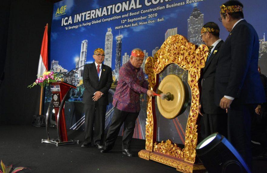 Buka Konferensi Jasa Konstuksi ASEAN, Menteri Basuki Tegaskan Konstruksi Indonesia Sudah Berdaya Saing Dunia/fajarbadung.co