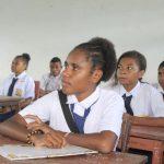 Situasi Kondusif, Anak-Anak Di Papua Kembali Bersekolah/fajarbadung.com