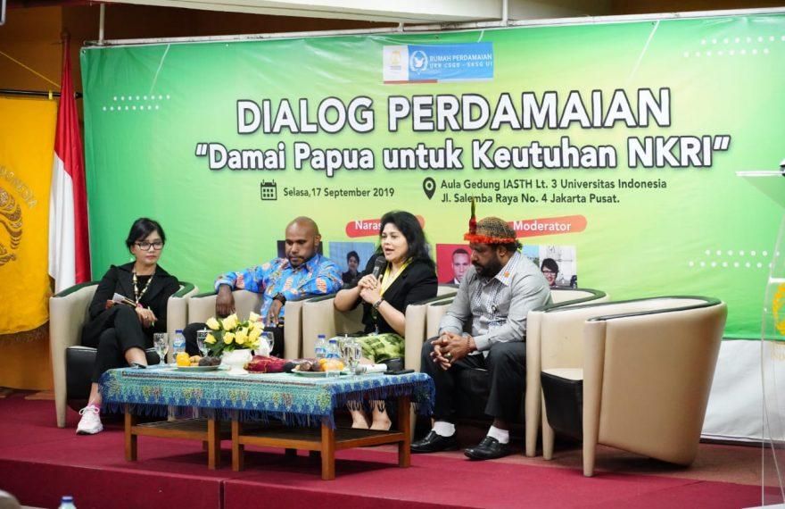 Otsus Papua Untuk Selesaikan Masalah Papua Dalam Kerangka NKRI/fajarbadung.com