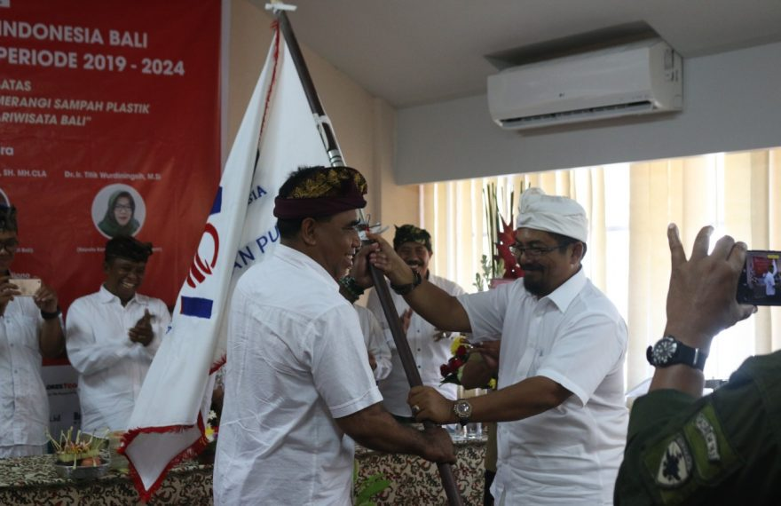 DPW MOI Bali Periode 2019-2024 Resmi Dilantik/fajarbadung.com