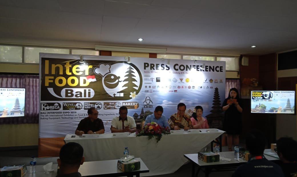 17 Negara dan UMKM Ikut Bali Interfood 2019/fajarbadung.com