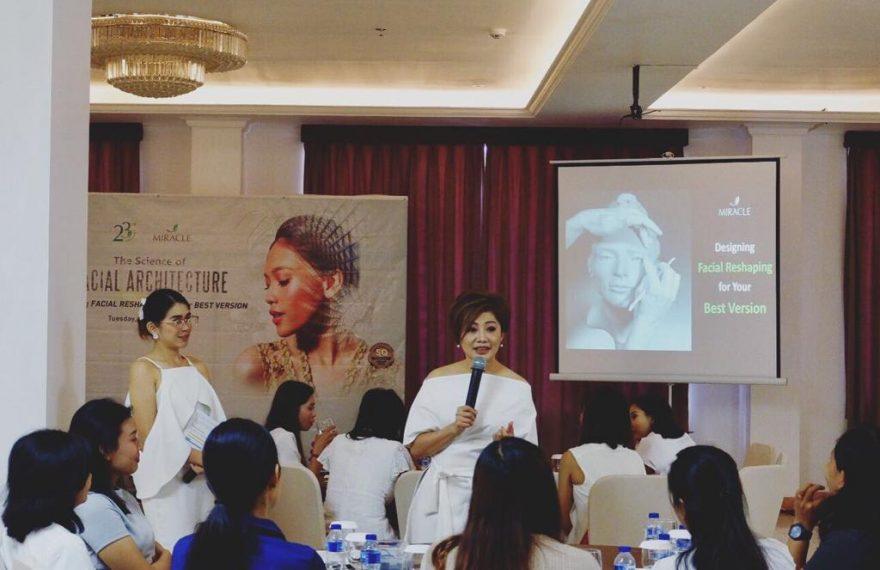 "Rayakan Ulang Tahun Ke-23, Miracle Launching ""The Science of Facial Architecture""/fajarbadung.com"