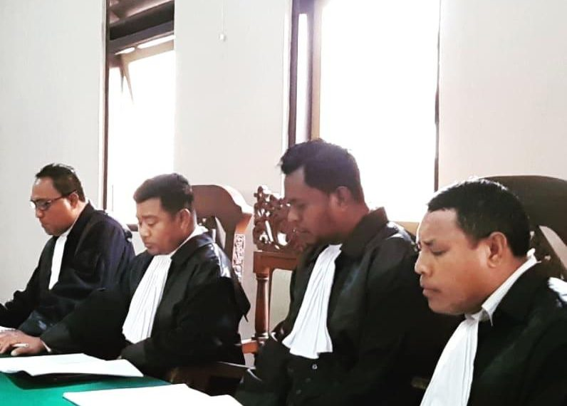 Benyamin Seran: Terdakwa Ni Made Sudiani Putri Bukan Pelaku Tindak Pidana 359 KUHP Melainkan Terdakwa Listiani/fajarbadung.com