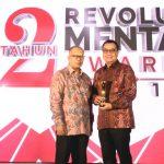PT Angkasa Pura I Raih Dua Penghargaan Revolusi Mental Award BUMN Tahun 2019/fajarbadung.com