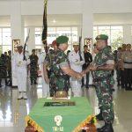 Sertijab Pangdam XVII/Cenderawasih, 2 Kodam di Papua Dipimpin Putra Daerah/fajarbadung.com