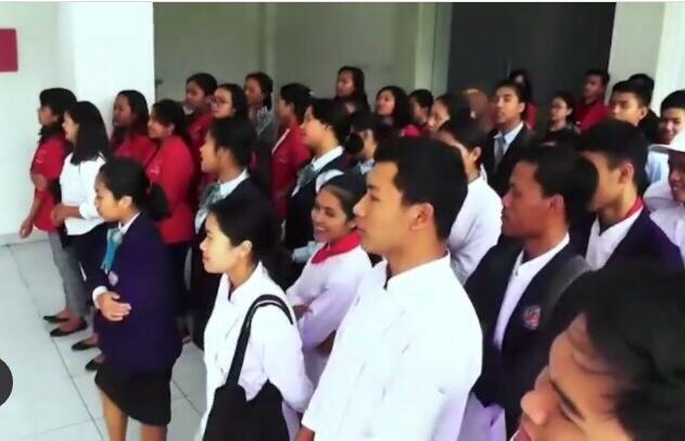 LP2B Gianyar Meglorakan Keutuhan Bangsa dan Negara/fajarbadung.com