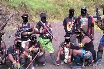 KKSB Papua Lakukan Teror, Bakar Rumah Warga di Ilaga/fajarbadung.com