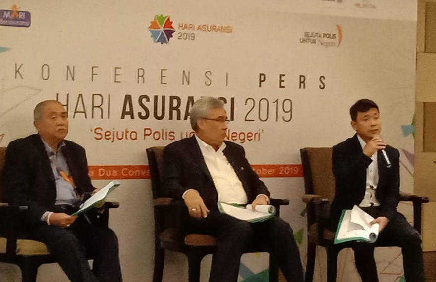 Hari Asuransi 2019: 'Sejuta Polis untuk Negeri' Wujud Upaya Nyata Industri dalam Meningkatkan Penetrasi dan Literasi Asuransi di Indonesia/fajarabdung.com