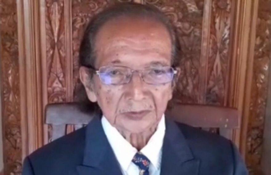 Mantan Bupati Jembrana, Ida Bagus Indugosa Apresiasi TNI - Polri sukses Amankan Pemilu hingga pelantikan Presiden dan Wakil Presiden/fajarbadung.com