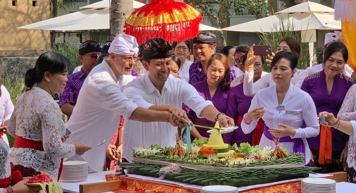 Perayaan 26 Tahun InterContinental® Bali Resort/fajarbadung.com