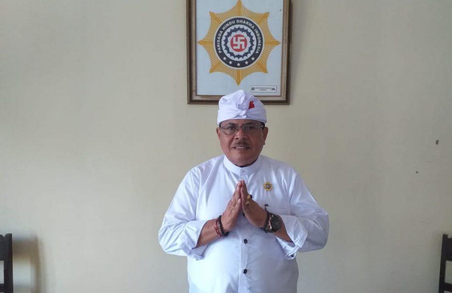 Sukses Amankan Pelantikan Presiden, Ketua PHDI Bangli Apresiasi Kinerja TNI-Polri/fajarbadung.com