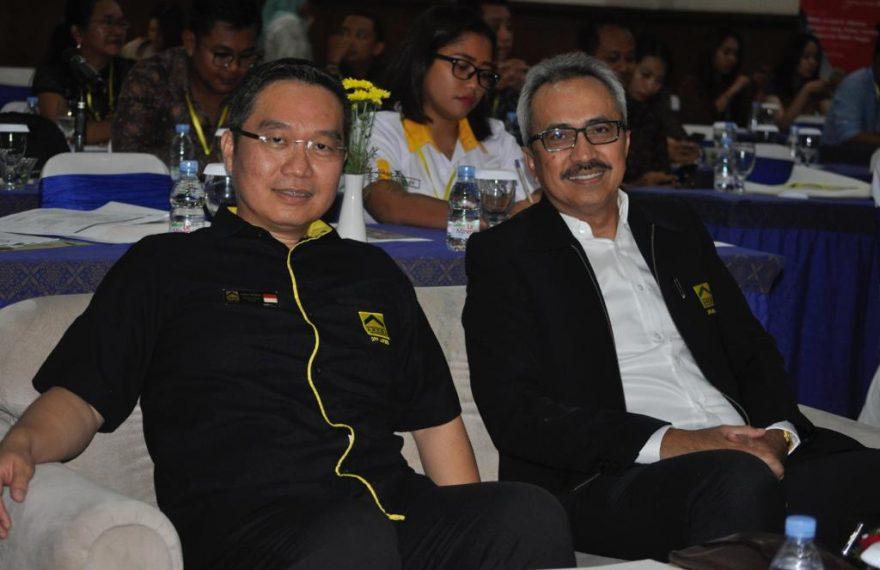 Terpilih Jadi Wakil Ketua IV AREBI Intim Putu Subada Kusuma: Proferty Kawasan Timur Indonesia Dilirik Investor Karena Pariwisata/fajarbadung.com