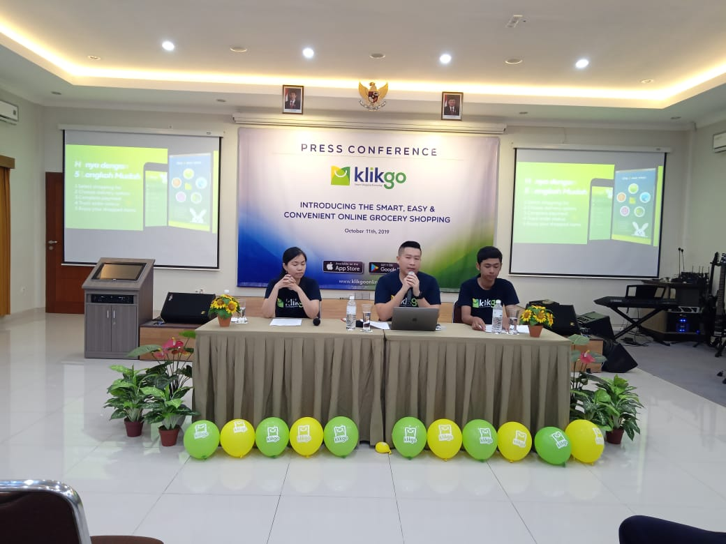 Klikgo, Ramaikan Pertumbuhan Startup Dari Bali/fajarbadung.com