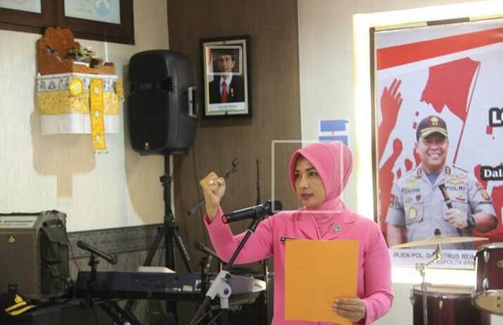 Peringati Hari Sumpah Pemuda ke-91, Polda Bali Gelar Lomba Membuat dan Membaca Puisi/fajarbadung.com