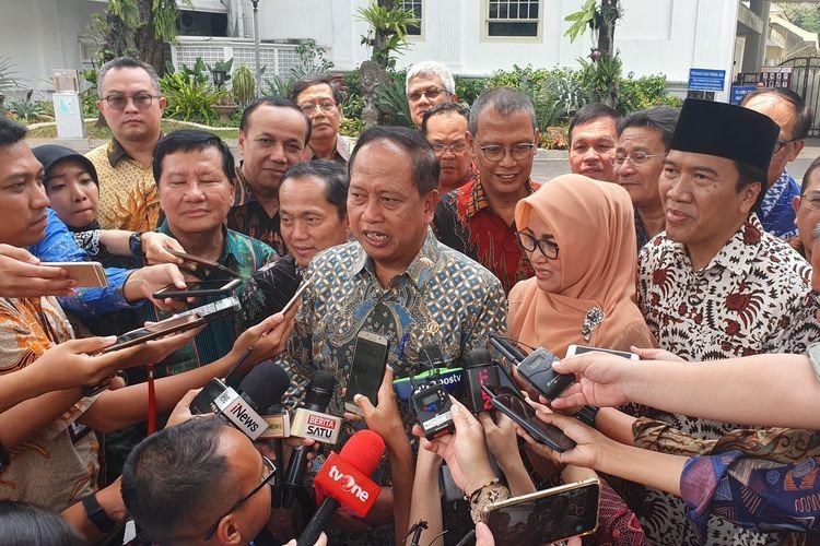 Majelis Rektor Sepakat Menjaga Dinginnya Suasana Hati Mahasiswa/fajarbadung.com