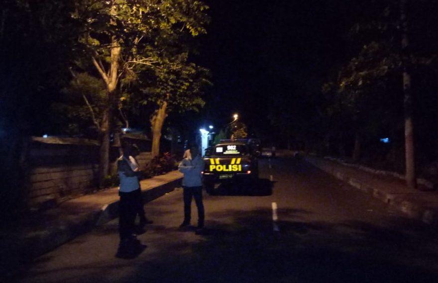 Wakapolres Klungkung Pimpin Patroli Malam Hari, untuk Antisipasi Kejahatan dan Kecelakaan/fajarbadung.com