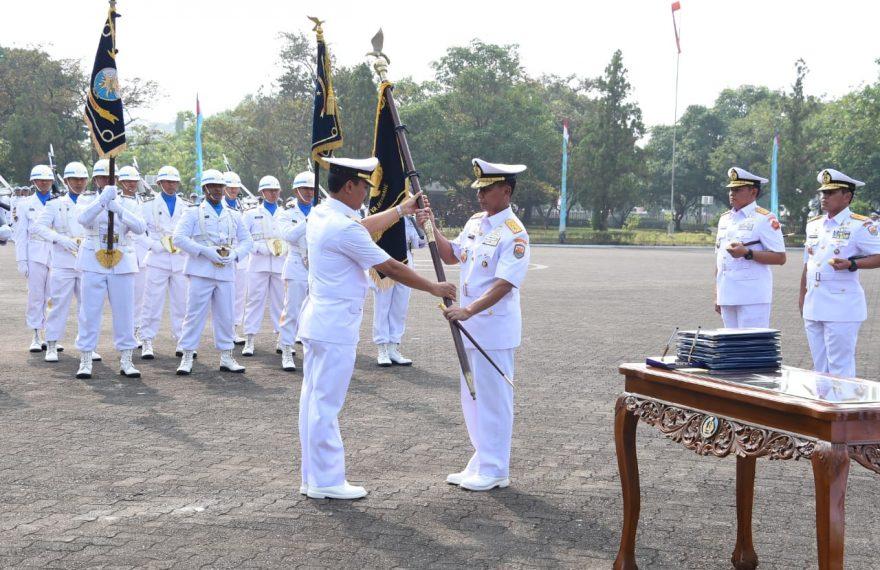 Laksamana Muda TNI Heru Kusmanto Pegang Pucuk Pimpinan Komando Armada II/fajarbadung.com
