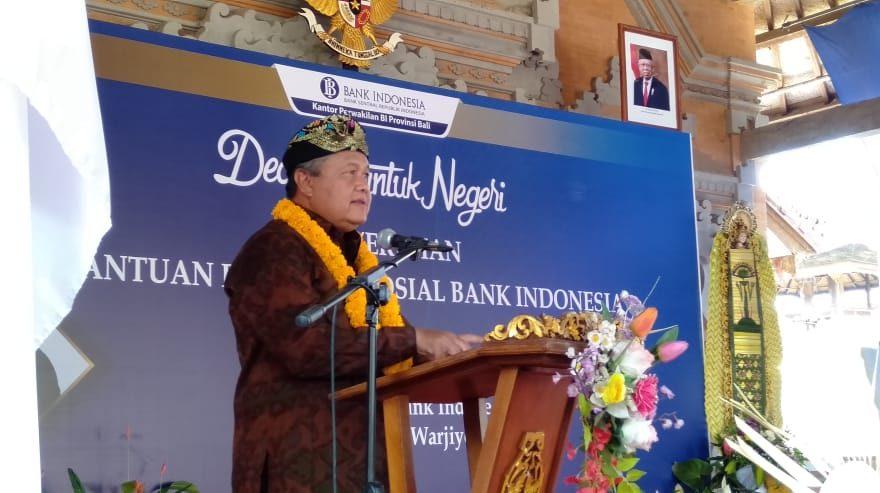 BI Luncurkan Tampaksiring Jadi Desa Wisata/fajarbadung.com