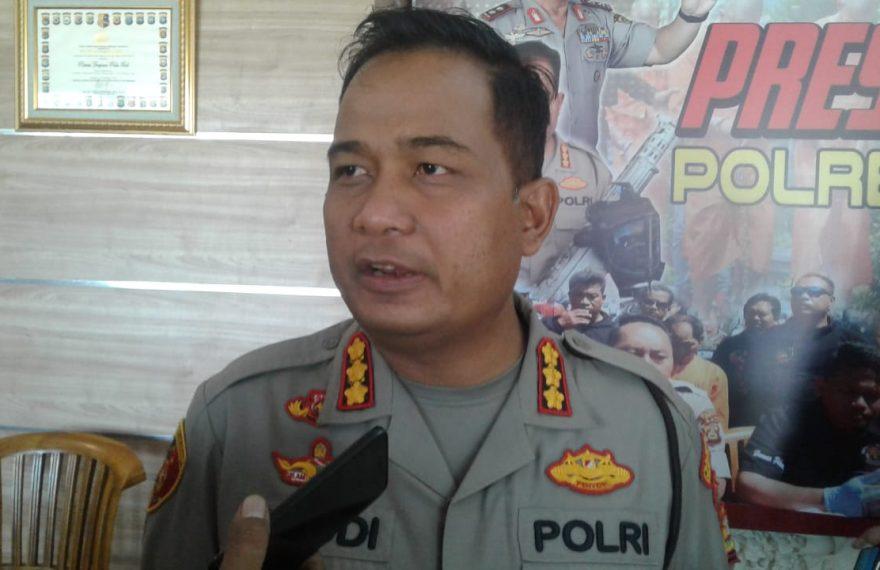 Kapolresta Tegaskan akan Tembak Pelaku Kriminal di Bali/fajarbadung.com