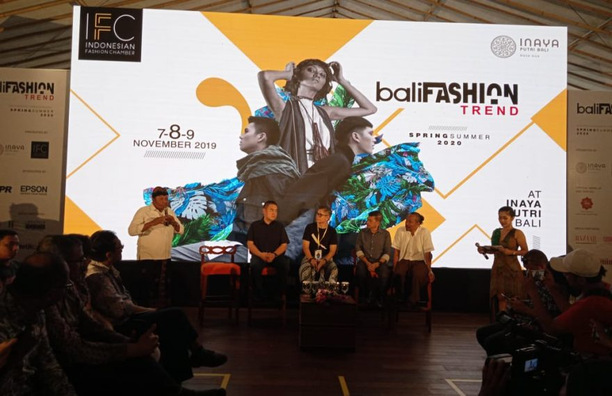 Bali Fashion Trend (BFT) 2020 Sukses Usung Tema Sustainable/fajarbadung.com