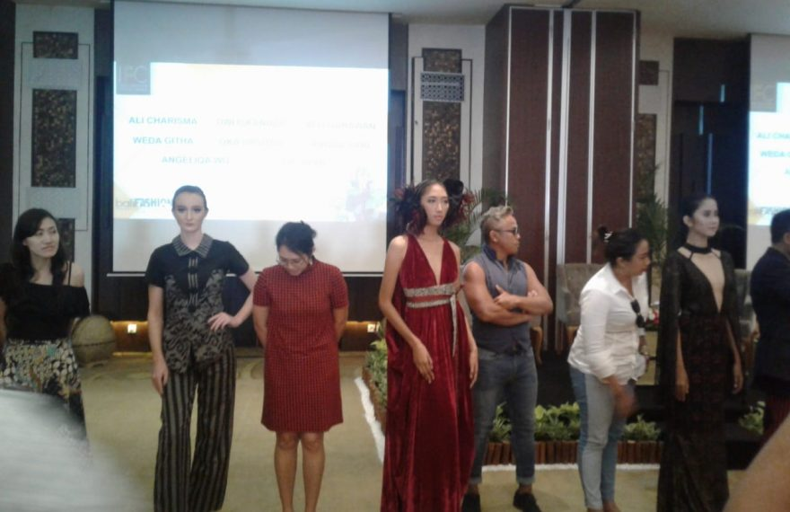 Bali Berpotensi Jadi Pusat Fashion Dunia/fajarbadung.com