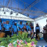 Bupati Abdul Faris Umlati Membuka Festival Gemari Makan Ikan di Raja Ampat/fajarbadung.com