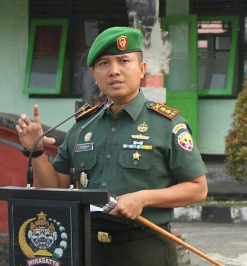 Dandim Bangli Ingatkan Dan Waspadai Peralihan Musim/fajarbadung.com