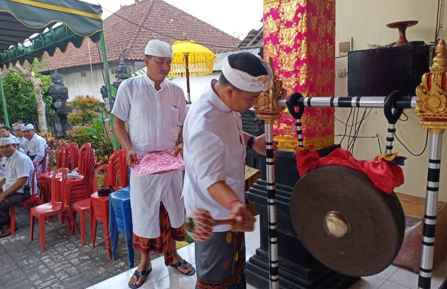 Kapolres Badung Kukuhkan Sekehe Gong Bhara Budaya Polres Badung/fajarbadung.com