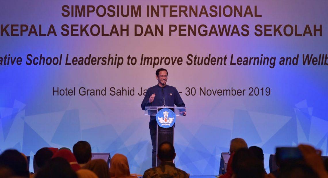 Mendikbud Ajak Kepala Sekolah dan Pengawas Sekolah Jadi Sosok Pemimpin yang Melayani/fajarbadung.com