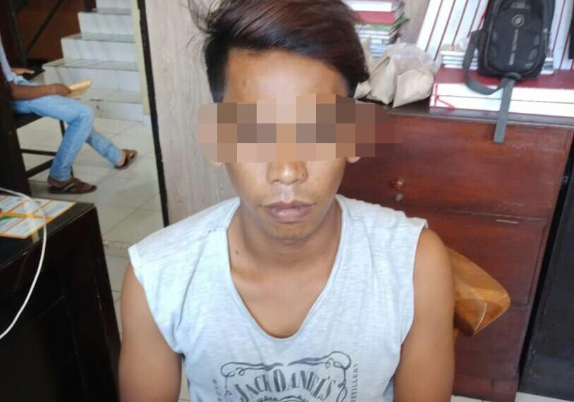 Polsek Kuta Utara Tangkap Pelaku Pencurian Burung/fajarbadung.com