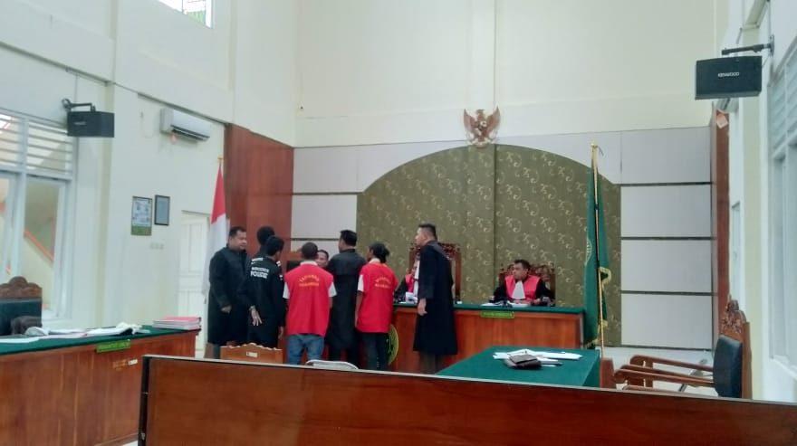 PN Atambua Lakukan Sidang Kedua Kasus Dugaan Penyelundupan Ribuan Pil Ekstasi Oleh 2 Warga Timor Leste/theeast.co.id